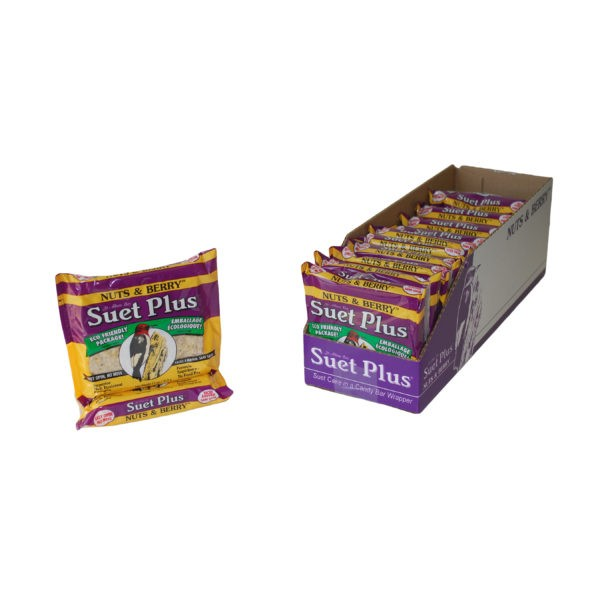 Nuts and Berry Blend Suet Cake 12 Pack