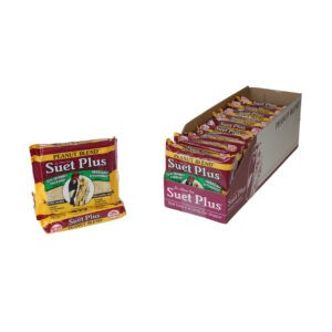 Peanut Blend 12 Pack of Suet Cakes