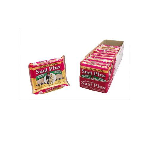 Suet Cake Cranberry Snap 12 pack