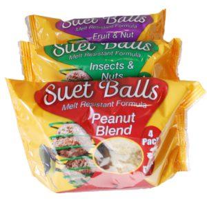 Suet Balls