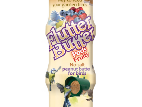 Flutter Butter Pod Stack Fruity